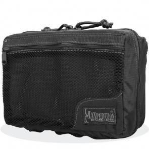 Подсумок - индивидуальная аптечка Maxpedition Individual First Aid Pouch Black