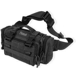 Армейская поясная сумка Maxpedition Proteus Versipack Black