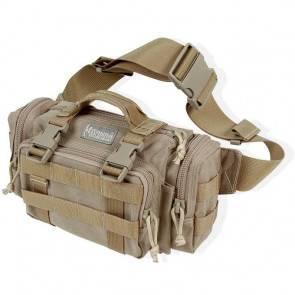 Армейская поясная сумка Maxpedition Proteus Versipack Khaki