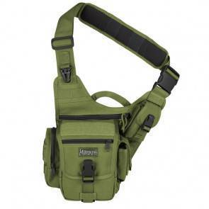 Тактическая сумка Maxpedition FatBoy Versipack OD Green