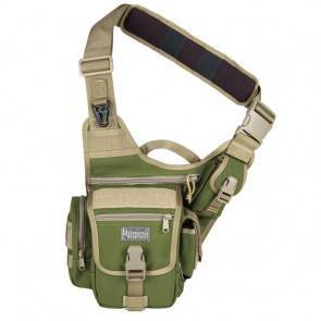 Тактическая сумка Maxpedition FatBoy Versipack Green-Khaki