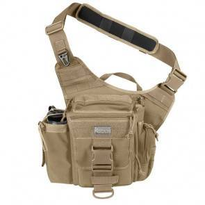 Тактическая сумка Maxpedition Jumbo Versipack Khaki