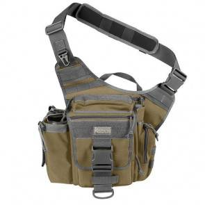 Тактическая сумка Maxpedition Jumbo Versipack Khaki Foliage