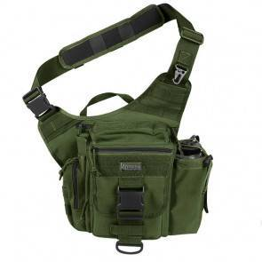 Тактическая сумка Maxpedition S-Type Jumbo Versipack OD Green