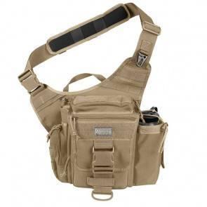 Тактическая сумка Maxpedition S-Type Jumbo Versipack Khaki