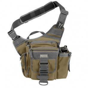 Тактическая сумка Maxpedition S-Type Jumbo Versipack Khaki Foliage