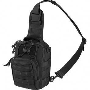 Однолямочный рюкзак Maxpedition Remora GearSlinger black