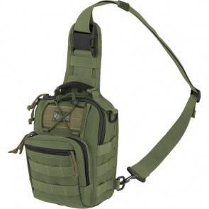 Однолямочный рюкзак Maxpedition Remora GearSlinger Green