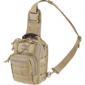 Однолямочный рюкзак Maxpedition Remora GearSlinger Khaki
