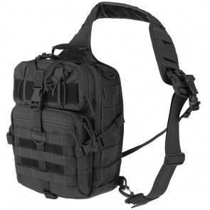 Однолямочный рюкзак Maxpedition Malaga Gearslinger Black