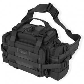 Армейская поясная сумка Maxpedition Sabercat Versipack Black