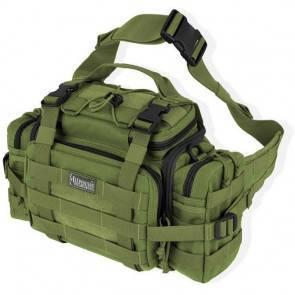 Армейская поясная сумка Maxpedition Sabercat Versipack OD Green