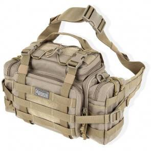 Армейская поясная сумка Maxpedition Sabercat Versipack Khaki