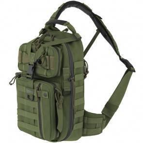Однолямочный тактический рюкзак Maxpedition Sitka Gearslinger OD Green