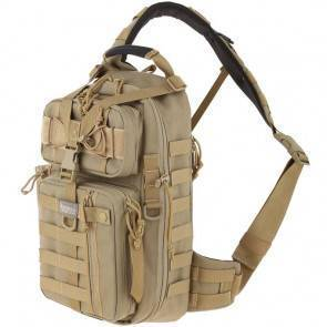 Однолямочный рюкзак Maxpedition Sitka Gearslinger Khaki