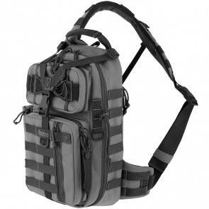 Однолямочный рюкзак Maxpedition Sitka Gearslinger Wolf Gray