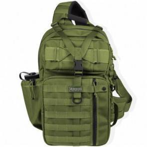 Однолямочный рюкзак Maxpedition Kodiak Gearslinger OD Green