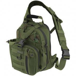 Однолямочный рюкзак Maxpedition Noatak Gearslinger OD Green
