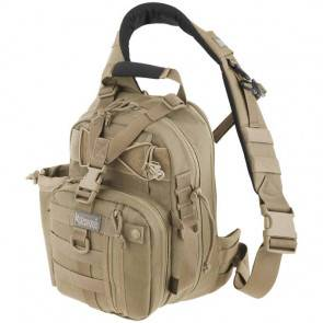 Однолямочный рюкзак Maxpedition Noatak Gearslinger Khaki