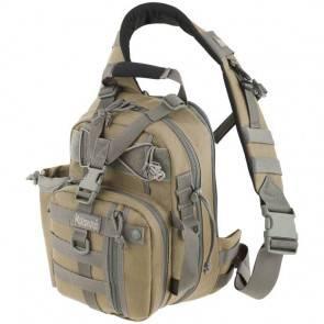 Однолямочный рюкзак Maxpedition Noatak Gearslinger Khaki-Foliage
