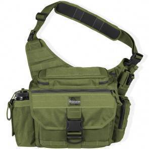 Тактическая сумка Maxpedition Mongo Versipack OD Green