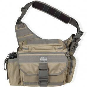 Тактическая сумка Maxpedition Mongo Versipack Khaki-Foliage