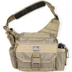 Тактическая сумка Maxpedition Mongo Versipack S-Type Khaki