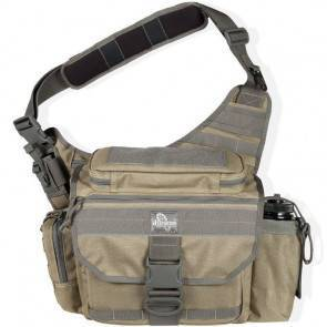 Тактическая сумка Maxpedition Mongo Versipack S-Type Khaki-Foliage