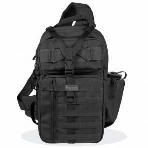 Однолямочный рюкзак Maxpedition Kodiak S-type Gearslinger Black