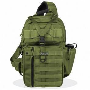 Однолямочный рюкзак Maxpedition Kodiak S-type Gearslinger OD Green