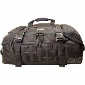 Дорожная сумка-рюкзак Maxpedition FliegerDuffel Adventure Bag Black