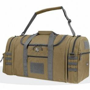 Дорожная сумка Maxpedition 3-in-1 Load-Out Duffel Bag Khaki-Foliage