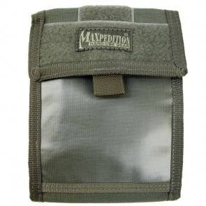 Нагрудный кошелек Maxpedition Traveler Deluxe OD Green