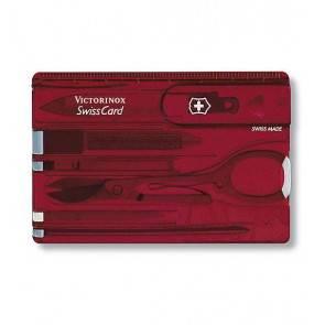 Швейцарская карточка Victorinox 0.7100.T Classic