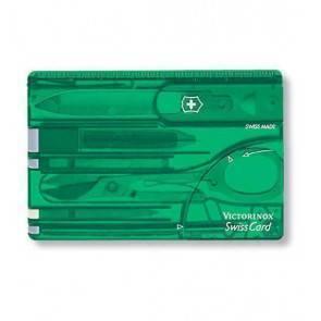 Швейцарская карточка Victorinox Classic 0.7144.T4 Classic