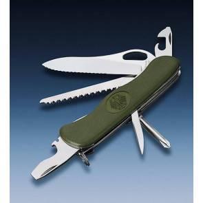 Складной нож Victorinox модель 0.8461. MW4DE Оливковый