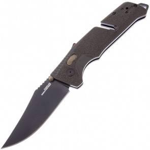 Полуавтоматический складной нож SOG Trident Mk3 Olive Drab