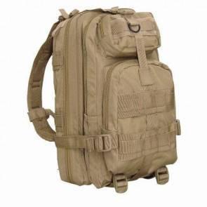 Тактический рюкзак Condor Outdoor Compact Assault Pack Desert Tan 126-003