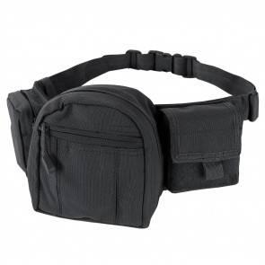 Сумка для пистолета Condor Outdoor Fanny Pack Black