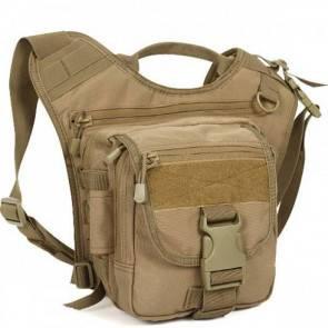 Тактическая плечевая сумка Condor Outdoor E.D.C. Bag Desert Tan