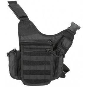 Тактическая сумка Voodoo Tactical Ergo Pack Shoulder Bag Black 15-9355_BLC