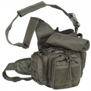 Тактическая сумка Voodoo Tactical Ergo Pack Shoulder Bag OD Green 15-9355_OD