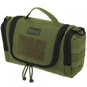 Сумка для туалетных принадлежностей Maxpedition Aftermath Compact Toiletries Bag OD Green