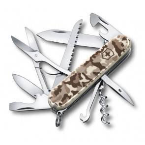 Швейцарский складной многофункциональный нож Victorinox Huntsman Desert Camouflage