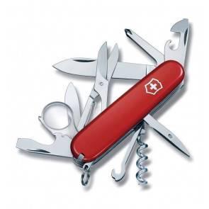 Швейцарский складной многофункциональный нож Victorinox Explorer Red