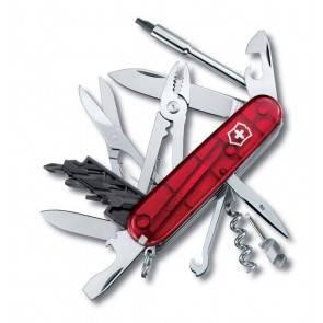 Швейцарский складной многофункциональный нож Victorinox CyberTool 34