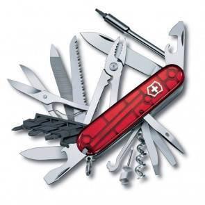 Швейцарский складной многофункциональный нож Victorinox CyberTool 41