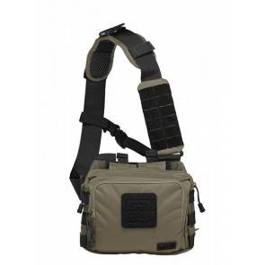 Тактическая плечевая сумка 5.11 Tactical 2-Banger Bag OD Trail 56180-236