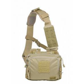 Тактическая плечевая сумка 5.11 Tactical 2-Banger Bag Sandstone 56180-328
