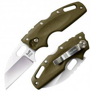 Складной EDC нож Cold Steel Tuff Lite Plain Edge (OD Green)